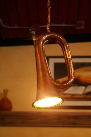 The Bugle Music Lamp As A Trumpet Player I Can Honestly
