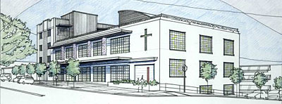 New FUMC Tacoma building