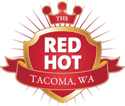 The Red Hot Tacoma
