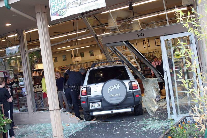 Car Accident Reports Tacoma Wa