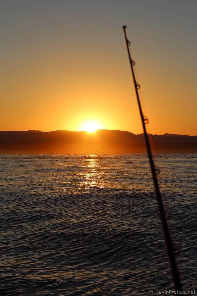 Fishing charter off long beach wa with dad joseph for Long beach fishing charters